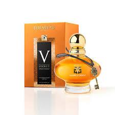<b>EISENBERG AMBRE D'ORIENT Secret</b> V (5) Femme eau de parfum ...