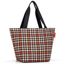 <b>Сумка</b>-<b>шоппер REISENTHEL Shopper M</b> glencheck red — купить в ...