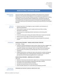 Agricultural Engineer Sample Resume Agricultural Engineer Sample Resume 24 Cisco Field Best Solutions Of 1