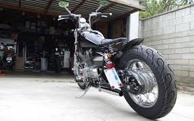 honda rebel 250 bobber chappell customs