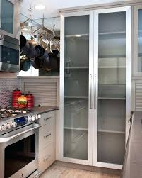 stainless steel glass cabinet doors home design ideas and pictures elegant image of stainless steel kitchen