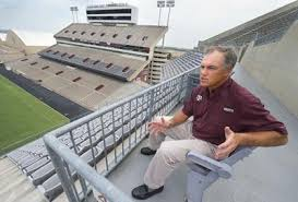 Kyle Field Zone Club Seating Chart 12th Man Foundation Stands By Kyle Field Re Seating Plan