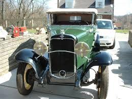 1931 Chevy Landau Phaeton | The H.A.M.B.