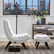 Living Room Chair With Ottoman Chair With Ottoman Chairs Living Room Furniture Furniture