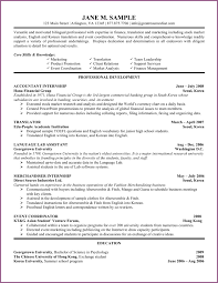 Beautiful Resume Headline For Accountant Images Simple Resume