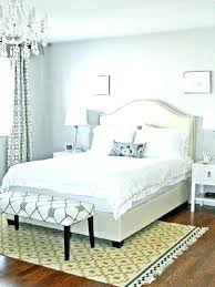 rug size under king bed rug under king bed rug size for king bed rug size