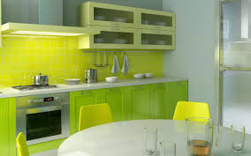 Green Kitchen Cabinet Doors Furniture Accessories More Shiny By Using The Light Green