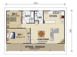 small floor plans. Granny Flat Floor Plan Prepossessing Charming Software New In Small Plans