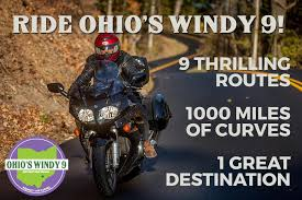 the best scenic views of southeast ohio are waiting for you on ohio s windy 9 nearly 1 000 miles of the best driving riding