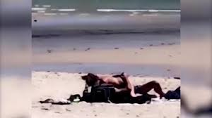 Couple having sex on beach google