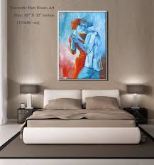 Modern Bedroom Wall Art Best Contemporary Art Bedroom Wall Art Figure Art Art Prints Etsy