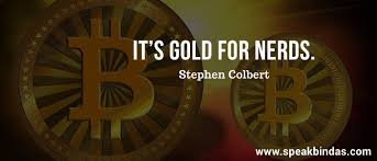 Bitcoin Quote Mesmerizing 48 Bitcoin Quotes With Images SpeakBindas Articles Interviews