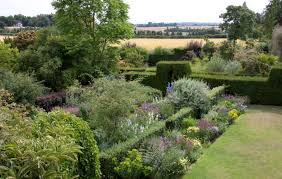 how will climate change affect an english country garden