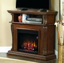 corner mantel burnished walnut electric fireplace cabinet package de1447 wood stove ideas corner mantel wall or electric fireplace