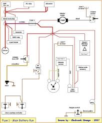 late model mk3 wiring in electrical data reference only forum image