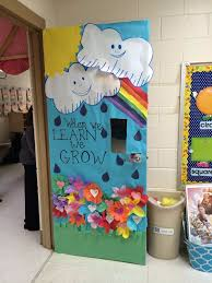 10 Spring Door Decs for the Classroom - Online SignUp Blog by ...