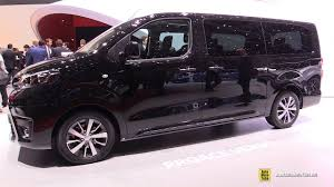 2017 Toyota ProAce Verso - Exterior and Interior Walkaround - 2017 ...