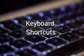 computer key board shortcuts keyboard shortcuts and system commands for popular programs
