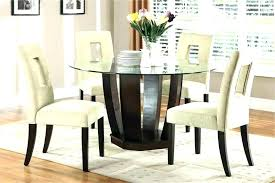gl dining table sets ebay gl dining table and chairs extraordinary round gl dining table set