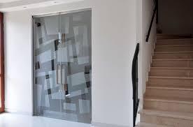 porte vetro a scomparsa su eclisse syntesis decoro