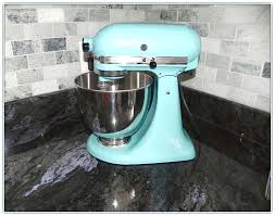 kitchenaid mixer aqua sky stand vs ice blue
