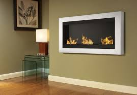 magnum bio ethanol wall mount fireplace