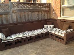 Diy outdoor seating Cool Outdoor Seating Optoin 1for Web Fuji Spray Creating An Outdoor Seating Area With Skids Diy Project