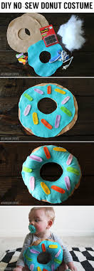 no sew donut costume by atkinson drive for smart school house