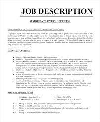 Data Entry Examples Customer Service Data Entry Job Description Khloedecor Co