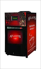 Vending Machine Soup Mesmerizing Buy Atlantis Vending Machine With 48 Options For Tea Coffee Soup Red