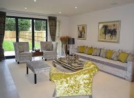 grey velvet corner sofa google search pink and grey living rooms