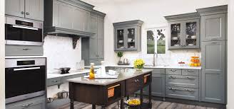 Kitchen Designs With Oak Cabinets Cool The Psychology Of Why Gray Kitchen Cabinets Are So Popular Home