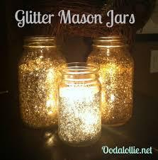 Decorating Candle Jars Wedding Ideas Fantastic Mason Jars With Candles Wedding Photo 40