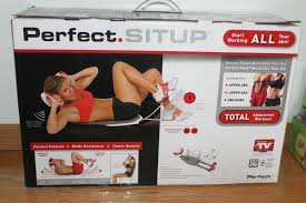 perfect situp abs workout as seen on tv new in box