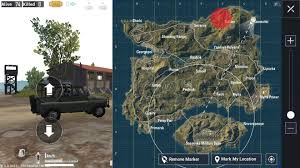 Pubg Mobile Erangel Map - Game and Movie