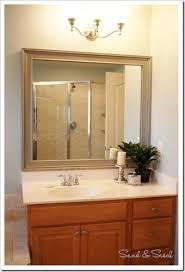 framed bathroom mirrors diy. Plain Mirror For Bathroom Best Framed Mirrors Ideas On Throughout Renovation Diy
