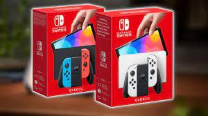 Pre-Order Nintendo Switch OLED Model ...