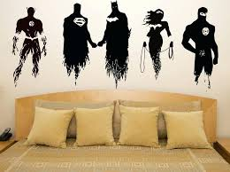 marvel wall stickers justice league wall decals justice league superhero hero batman superman wall art sticker picture marvel wall marvel superheroes wall