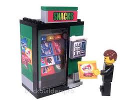 Lego Vending Machine New LEGO's Is Now Using Life Size Vending Machines
