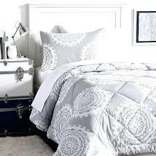 grey duvet cover twin light grey bedspread seerer organic duvet cover twin twin light gray light