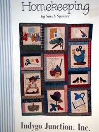 Tis The Season Quilts And Other Comforts By Jeanne Large And ... & Homekeeping By Sarah Sporrer Quilting Booklet 2004 Adamdwight.com