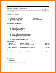 Gallery Of Skills Resume Skill On Example Based Basic Computer Ats