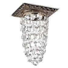 <b>Встраиваемый светильник Novotech</b> 369993, бронза