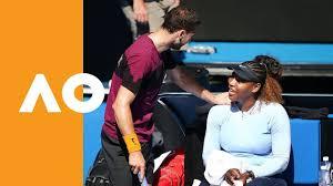 Nicole scherzinger is reportedly dating grigor dimitrov following her split from lewis hamilton. Serena Williams Burns Up Rla With Grigor Dimitrov Youtube