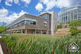 five years ago phipps conservatory and botanical gardens opened the center for sustainable landscapes csl one of the most advanced state of the art