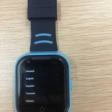 SMARCENT <b>4G A36E</b> smart <b>kids</b> watch waterproof IPX7 Wifi GPS ...