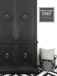 antique distressed furniture. Furniture Makeovers, Black Ideas, Rustic Farmhouse Antique Distressed