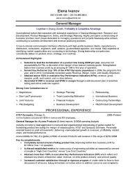Executive Resume Services ...