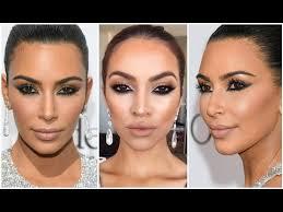 kim kardashian ces 2016 makeup tutorial makeover edition makeupwithjah you