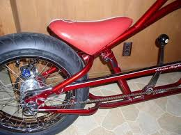 custom chopper bicycle in the works page 2 club chopper forums